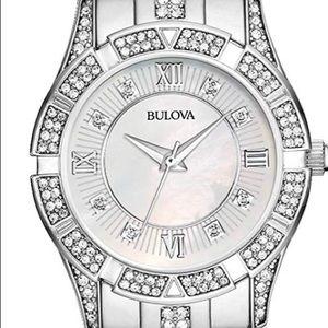 Bulova women's 31mm watch